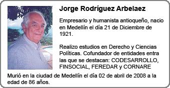 Jorge Rodriguez Arbelaez