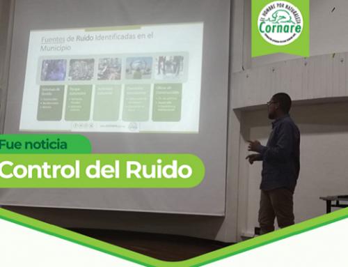 Con el apoyo de Cornare, la Administración Municipal de Rionegro conformó el Comité para la Gestión del Ruido