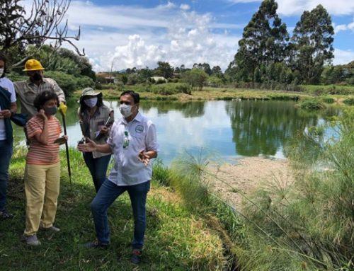 Con soluciones concertadas hacemos seguimiento a problemática de Mirador del Lago