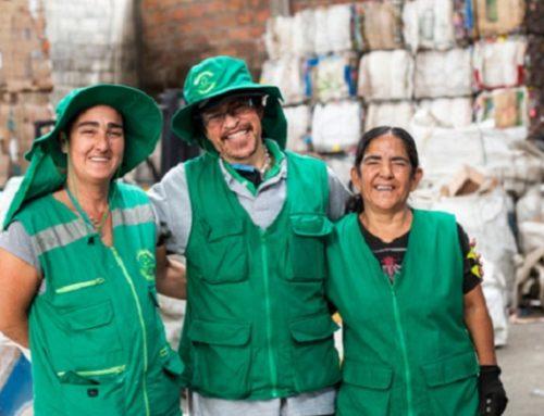 Juntos contribuimos a cuidar nuestro entorno, #DíaMundialdelReciclaje