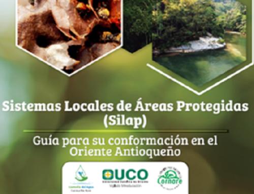 Los municipios ya cuentan con una guía para apoyar la protección de las áreas protegidas