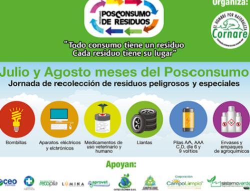 Avanza la Campaña de recolección de residuos posconsumo en la región