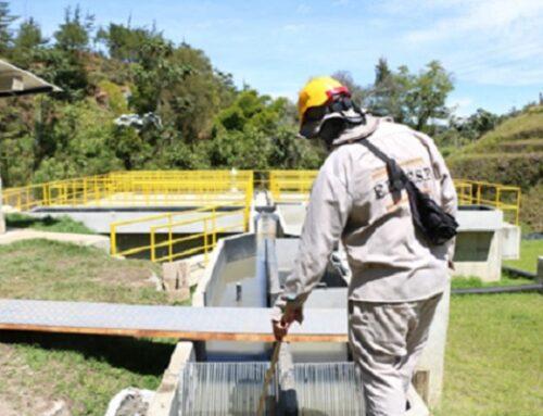 ¡Oficialmente! Inaugurada la PTAR con la que los abejorraleños tendrán un mejor recurso hídrico