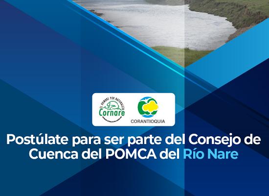 POMCA Rio Nare