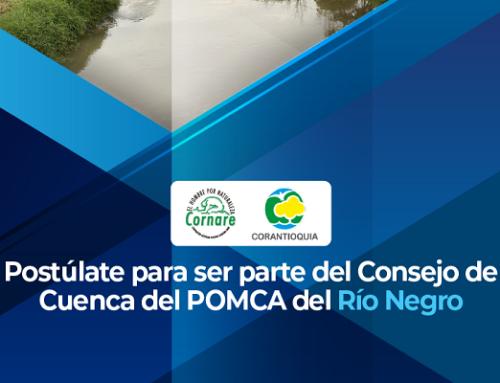 Aviso de Convocatoria Pública - Elección de Representantes del Consejo de Cuenca del Rio Negro