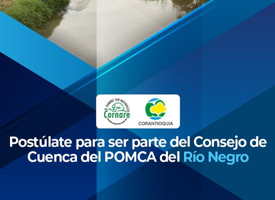 POMCA Rio Negro