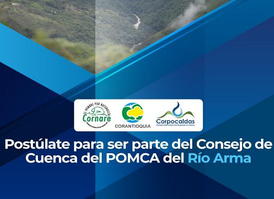POMCA Rio Arma