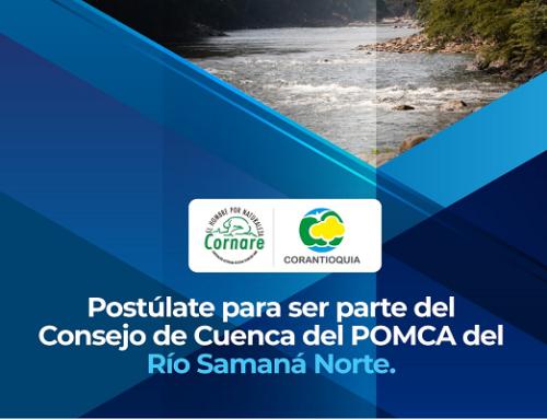 Aviso de Convocatoria Pública - Elección de Representantes del Consejo de Cuenca del Rio Samaná Norte