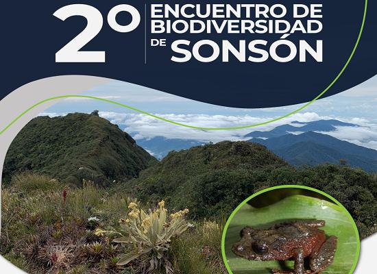 Segundo Encuentro Biodiversidad Sonson