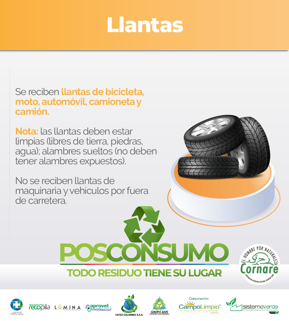 Llantas Posconsumo