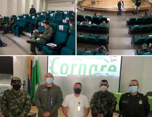 Cornare, Autoridades Militares y de Policía unidos en la lucha contra la deforestación y los delitos ambientales